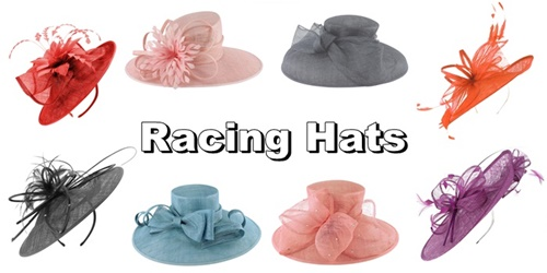 Complete Range of Racing Hats